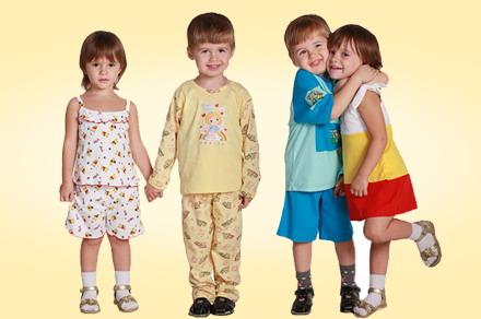 Детский трикотаж от 0 до 10 по дос...
