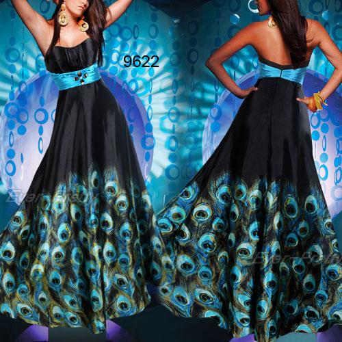 Потрясающие платья из Канады-11