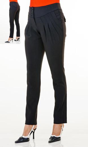 Сбор заказов. Женские брюки-2: кла...