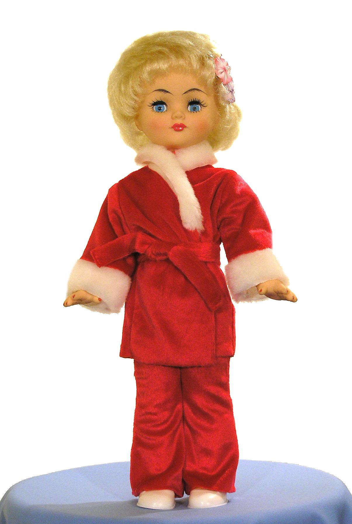 Сбор заказов. Куклы из нашего детс...