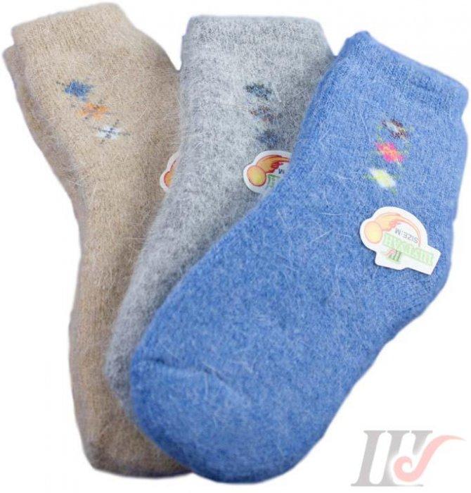 Носки и колготки для всей семьи по...