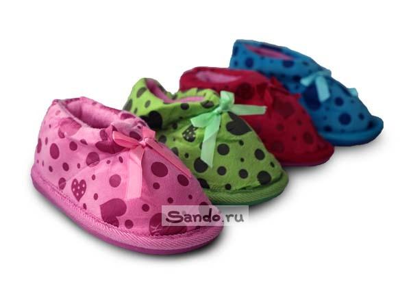 Обувь для всей семьи: сандали, сла...