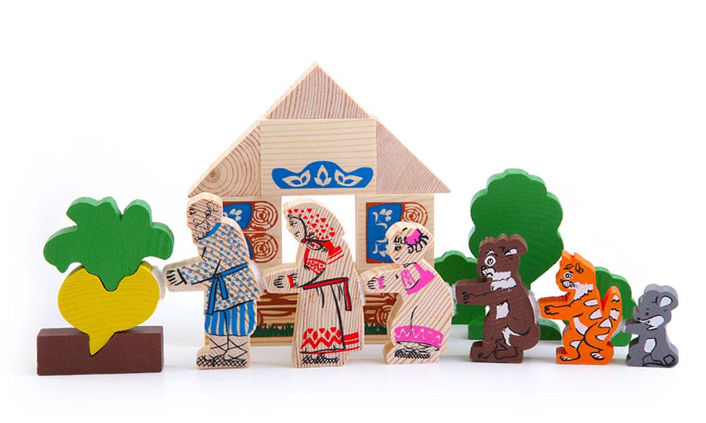 Сбор заказов. Деревянные игрушки о...
