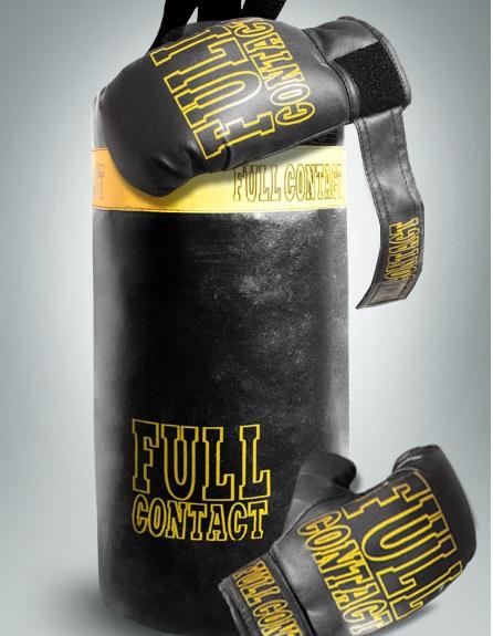Сбор заказов. Боксерские комплекты...