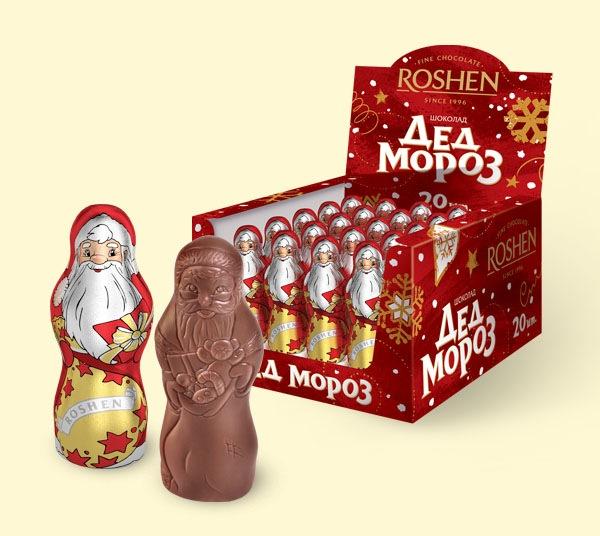 Любимые конфеты и новогодние подар...