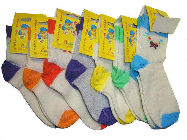 Сбор заказов. носки и колготки для...