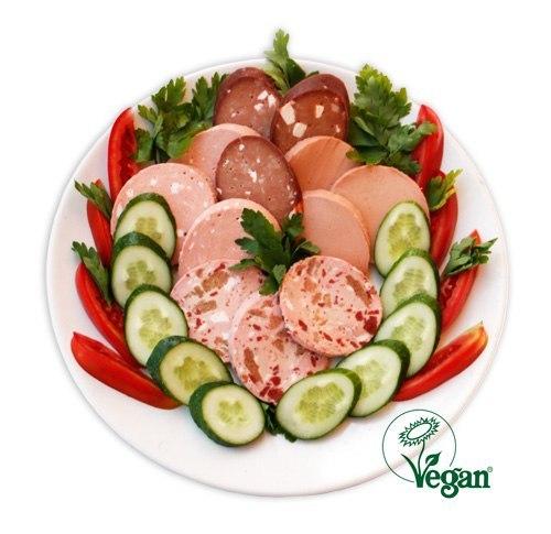 Вегетарианские колбаски Малика www...
