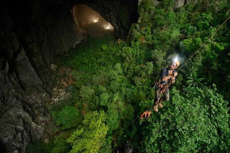 Самая большая пещера в мире — Hang...