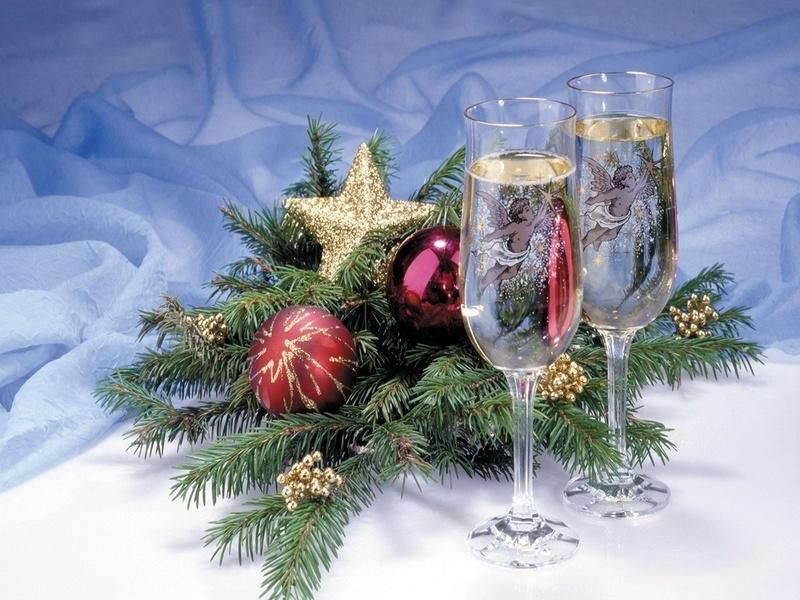 Пусть Новый год в ваш дом войдет...