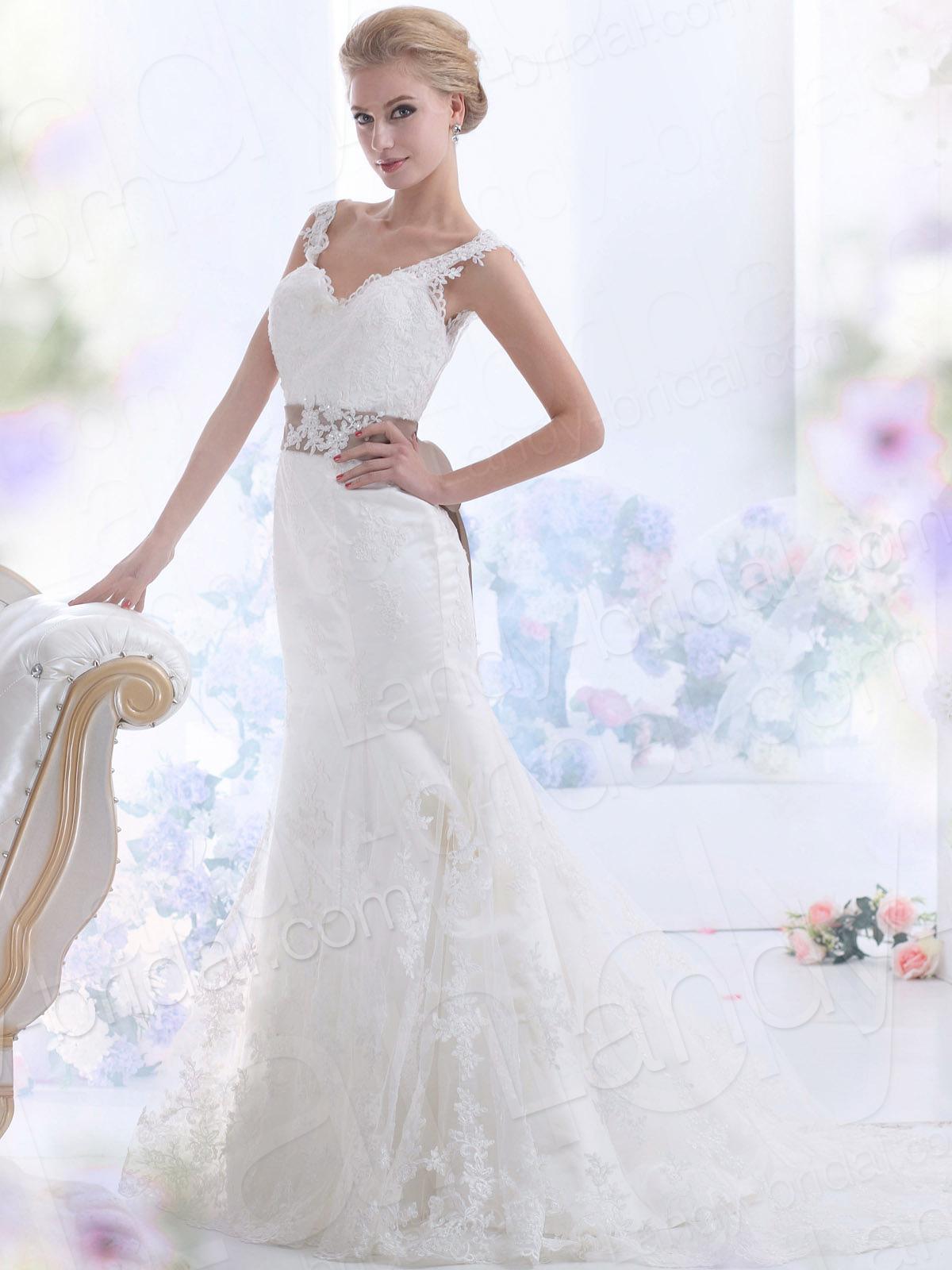 Пышное свадебное платье всегда мож...