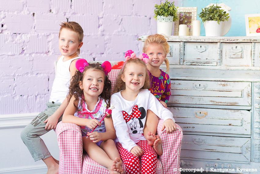 Ищу моделей для детской fashion-съ...