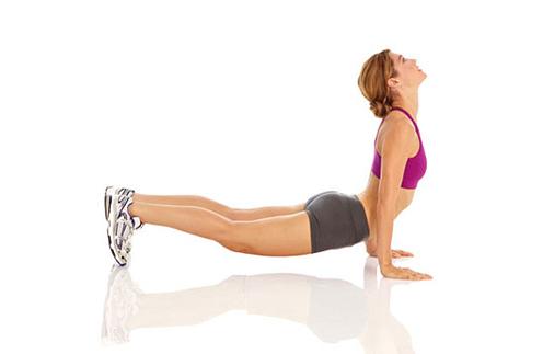 Топ-6 эффективных упражнений для б...