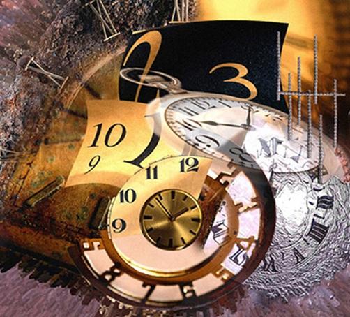 Сбор заказов. Часы известных миров...