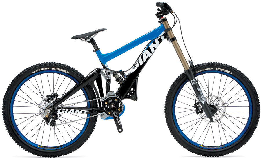 велосипед GIANT GLORY DH (2009)  в...