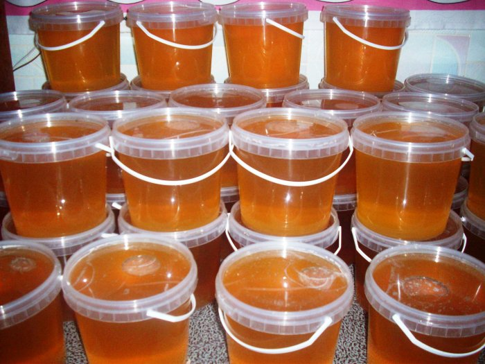 Предлагаю мед с пасеки родителей (...
