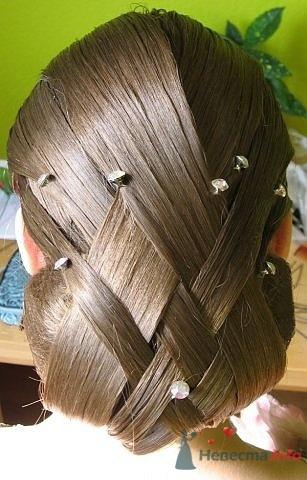 Причёска ? волосы на голове челове...
