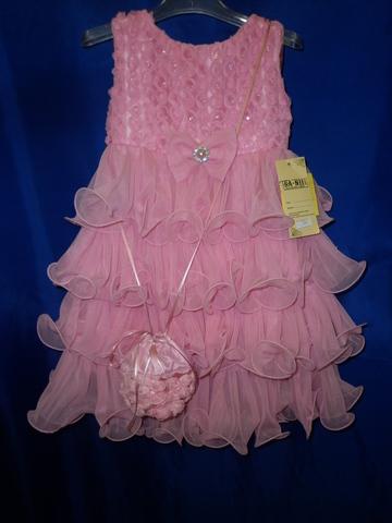 Праздничные детские платья www.nn....