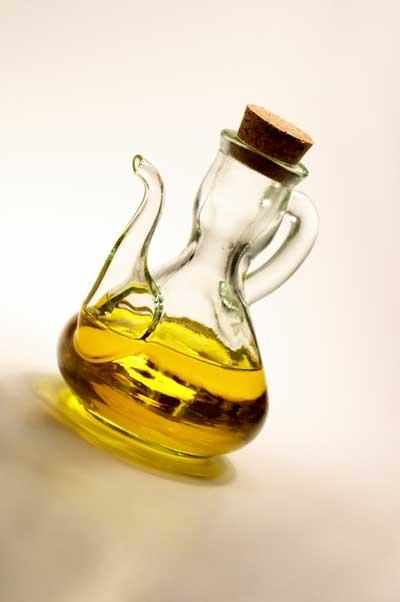 А вот и греческое оливковое масло...