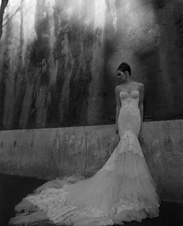 Труба / Русалка свадебные платья...