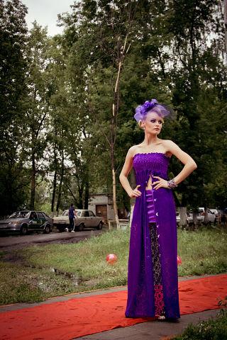 Шью на заказ (лёгкое платье);)