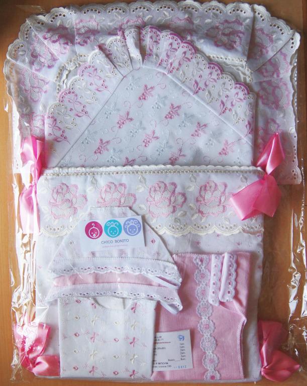 Сбор заказов.Одежда для новорожден...