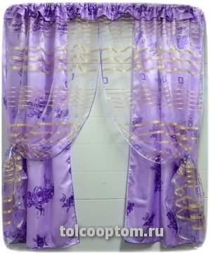 Готовые шторы от 100 руб по бюджет...