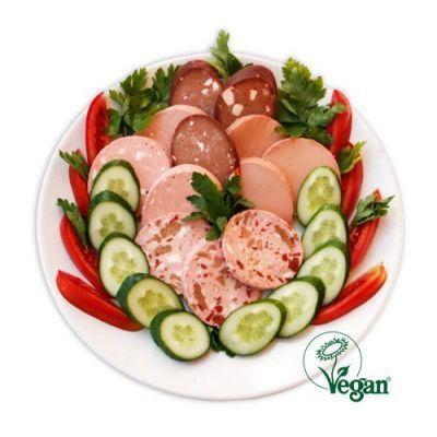 Постные (вегетарианские) полуфабри...