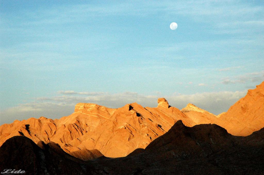 Пустыня Атакама - самая необычная...