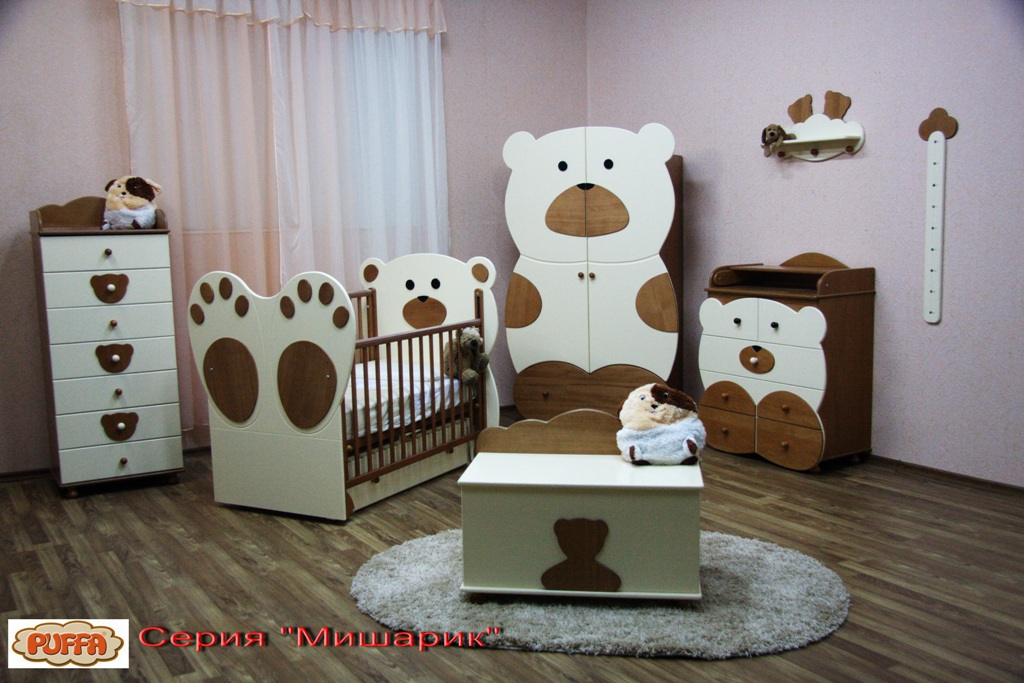 Сбор заказов. Мебель для новорожде...