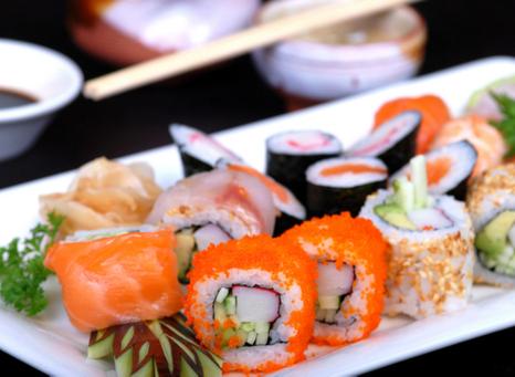 Доставка суши anuko-sushi.ru/ Акци...