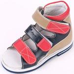 Детская ортопедическая обувь для м...