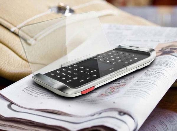 Мобильный телефон, оснащенный втор...