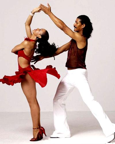 Занятия танцами в последнее время...
