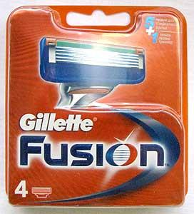 Сбор заказов. Gillette - лучше для...