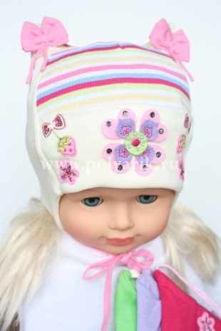 Детские шапочки на все сезоны года...