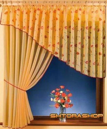 Сбор заказов. Готовые шторы и тюль...