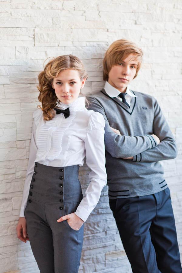 Стильная одежда для подростков ТМ...