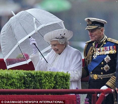 Сбор заказов. Английские зонтики F...