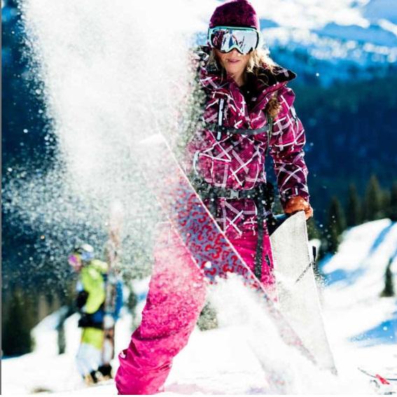 Шведская горнолыжная одежда Five s...