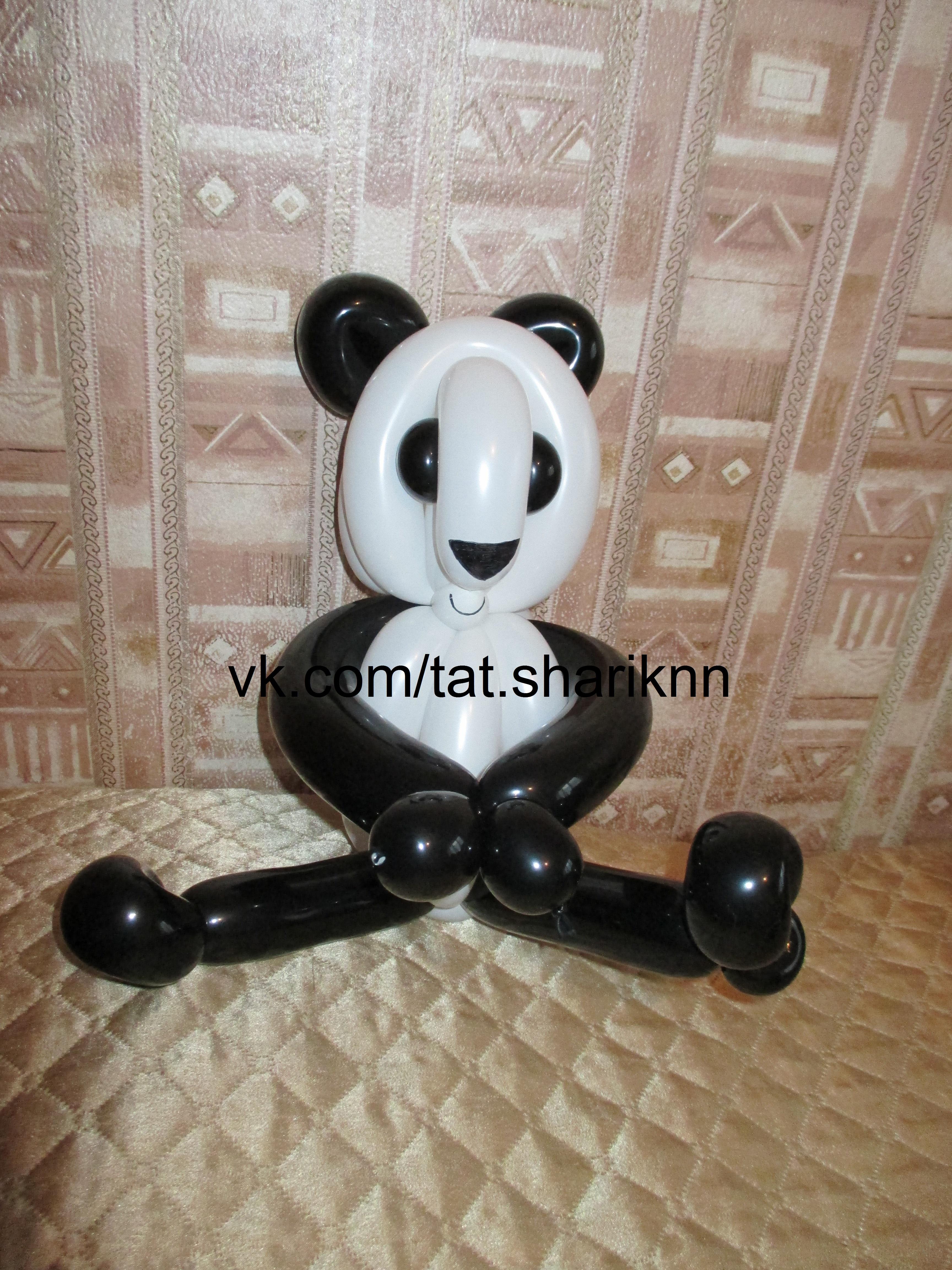 панда 100руб.