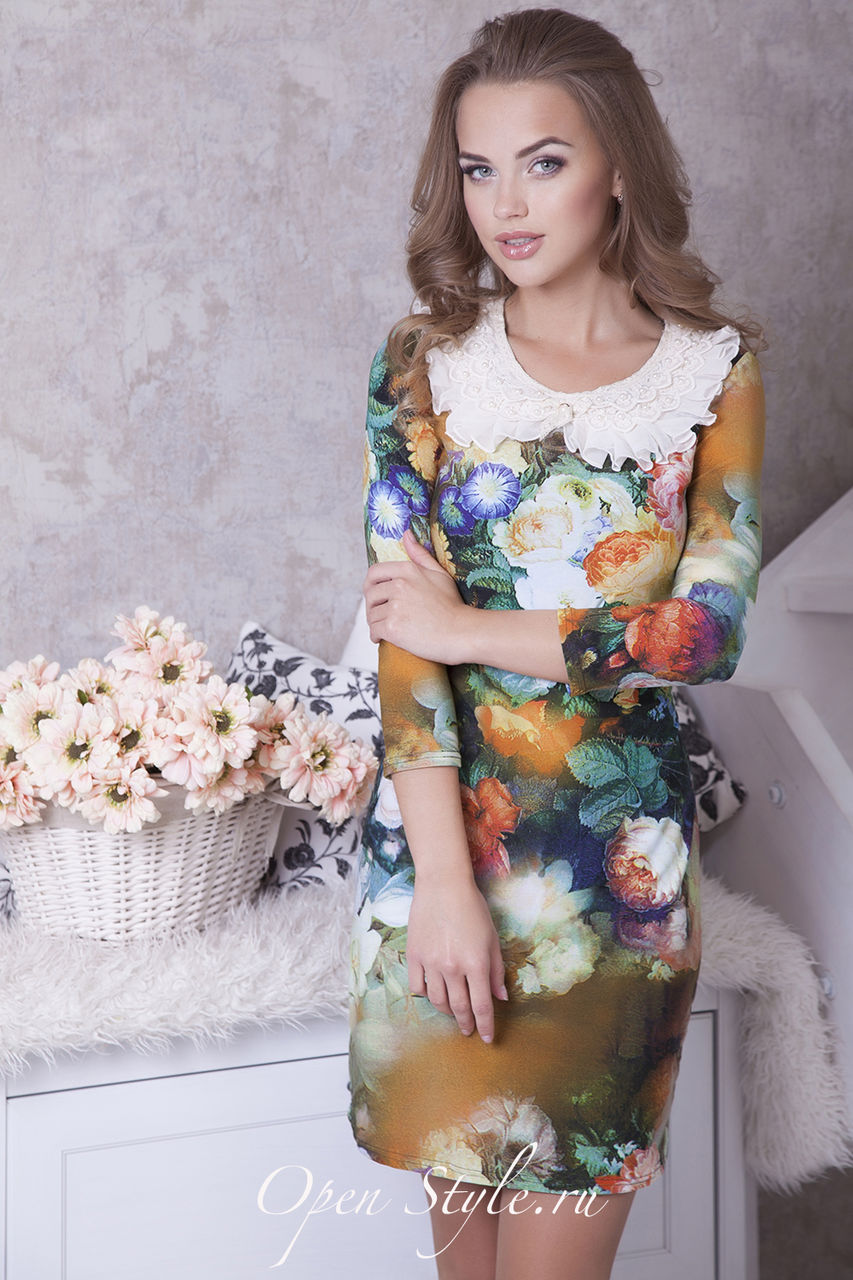 Модная одежда для девушек и женщин...