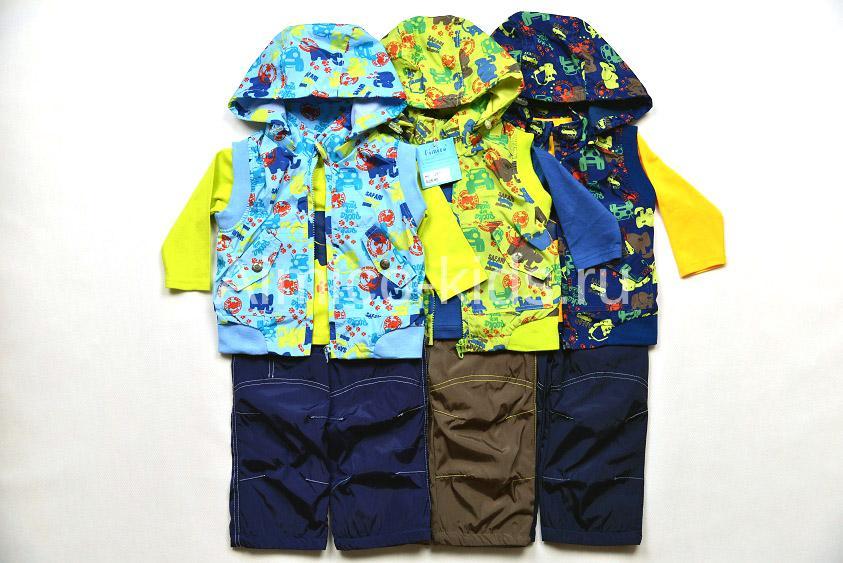 Красивая верхняя одежда для детей...