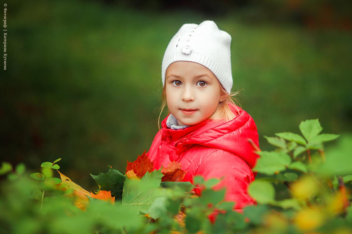 Очень люблю детские портреты :)