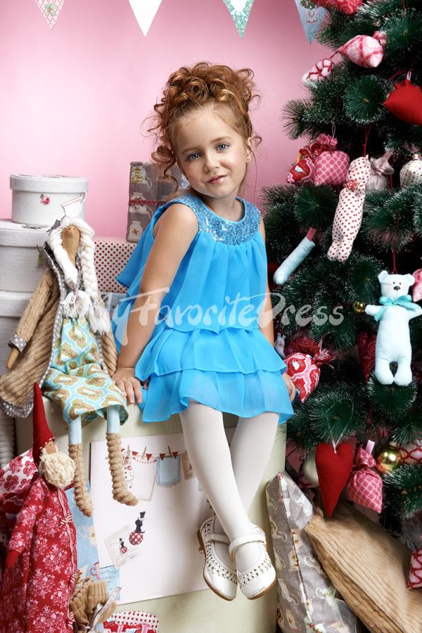 Сбор заказов. Моё любимое платье....