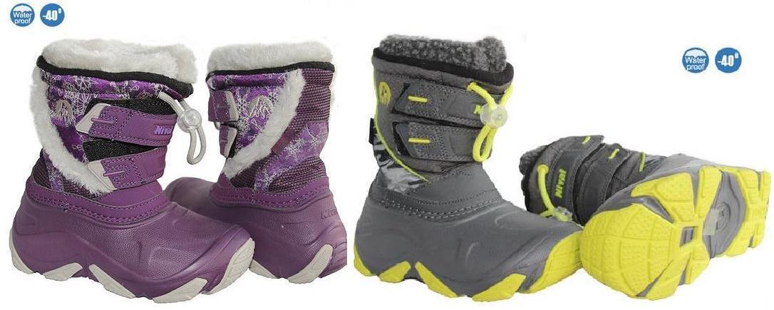 Новая канадская обувь NivаI. Защит...