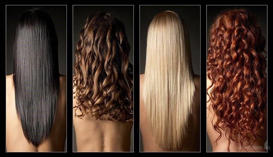 Все для волос. Профессиональная ко...
