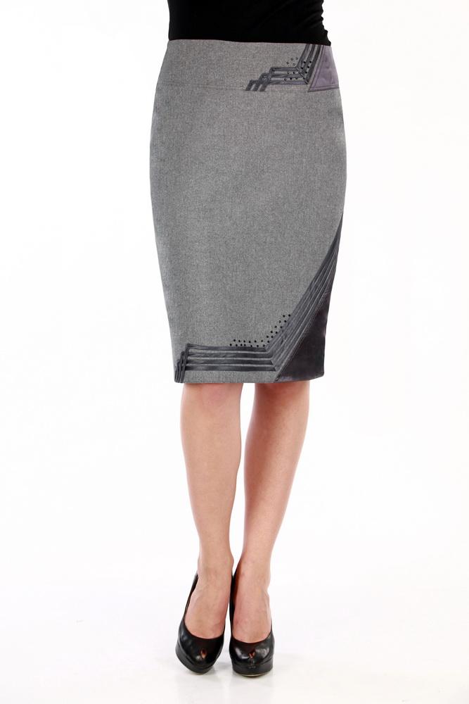 Элегантные классические юбки от
