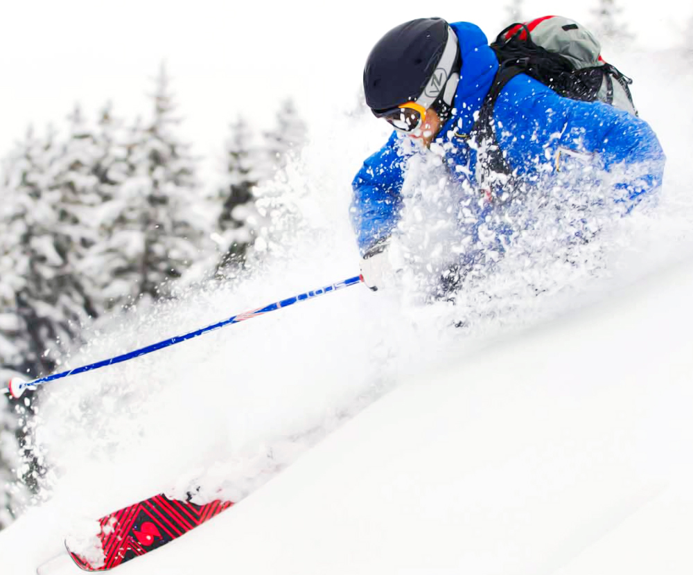 Сбор заказов. Шведская горнолыжная...
