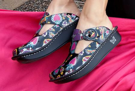 Сбор заказов. Обувь из Калифорнии...