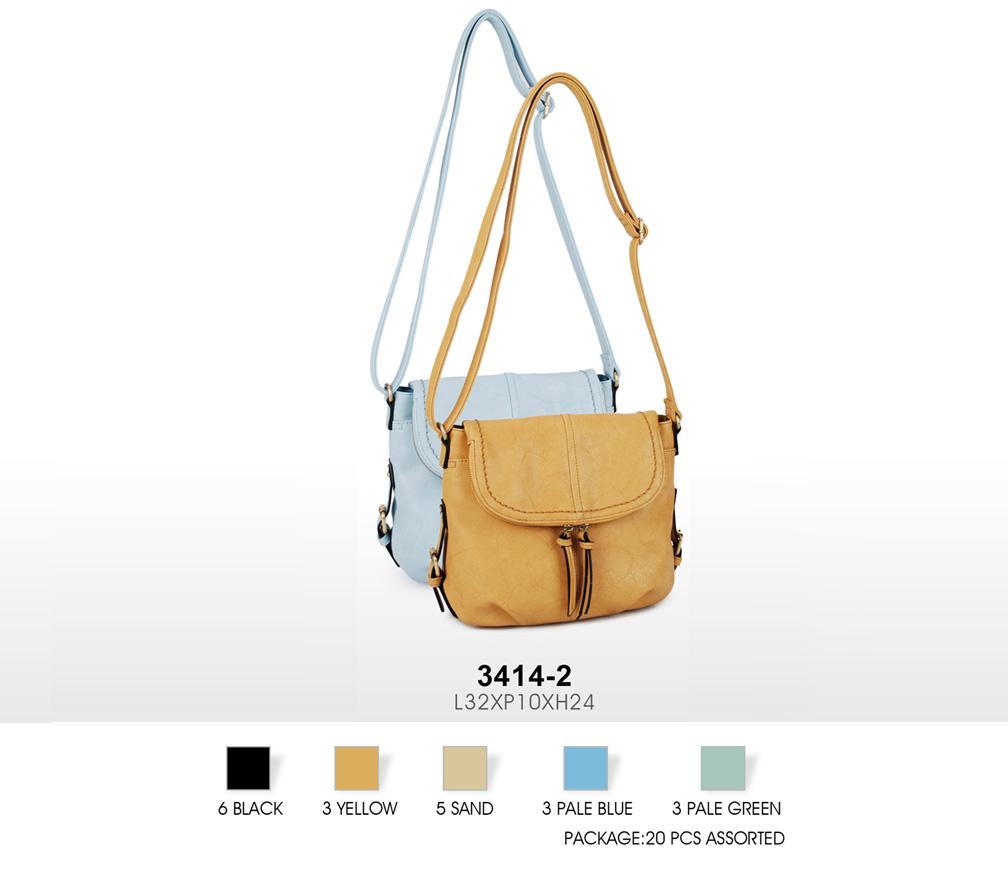 Коллекция сумок DavidJones весна-л...